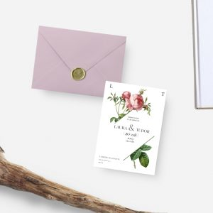 Invitatie Hexa uniquecards.ro