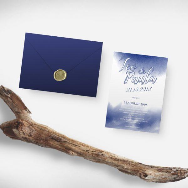 Invitatie Ink 2 uniquecards.ro