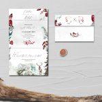 Invitatie Winter uniquecards.ro