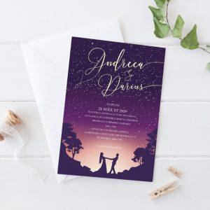 InvitatieTwilight uniquecards.ro