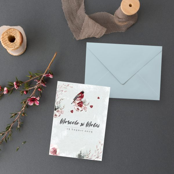 Invitatie Autumn Moment1 uniquecards.ro